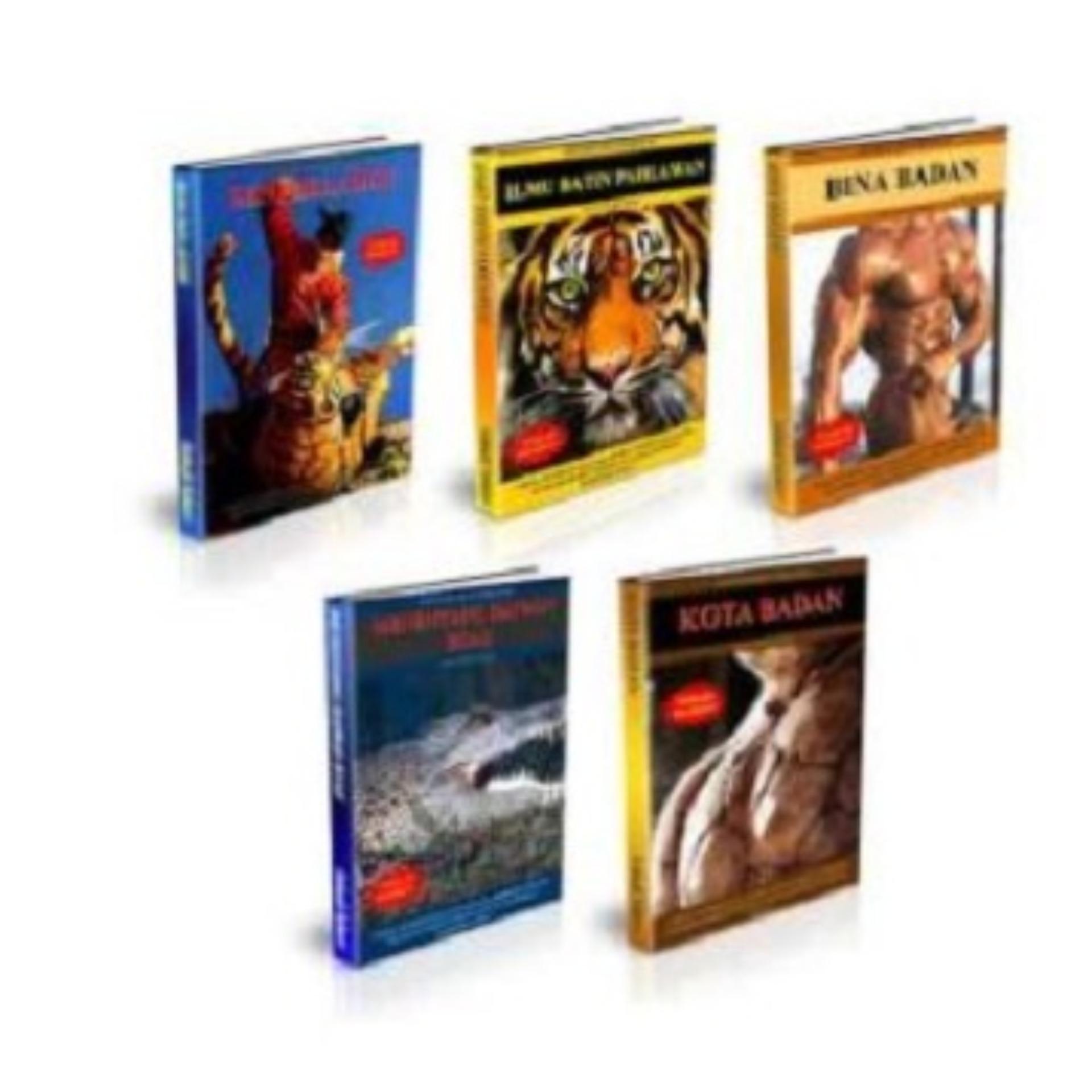 Pakej Rahsia Pendekar (5 ebook dlm 1 pakej)
