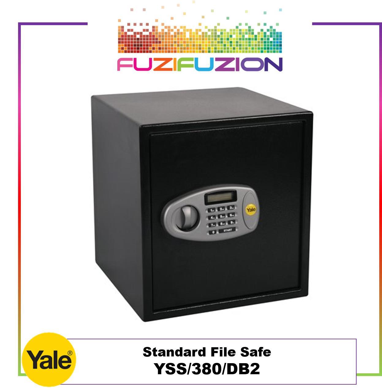 Yale YSS/380/DB2 Standard File Safe