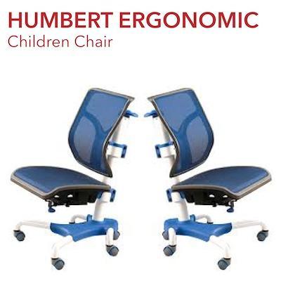 Humbert Ergonomic Children Kids Chair. (UP $698)
