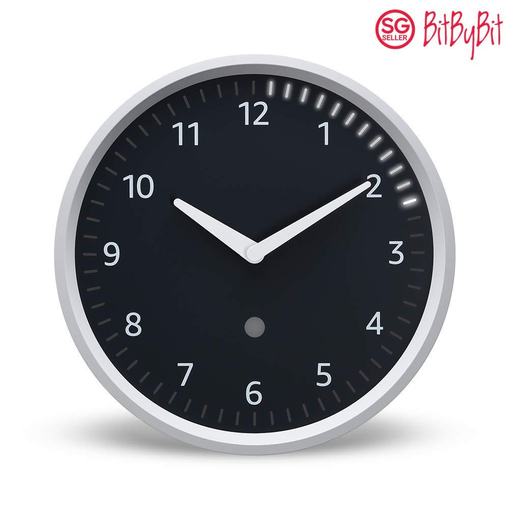 Amazon Echo Wall Clock - see timers at a glance - requires compatible Echo device