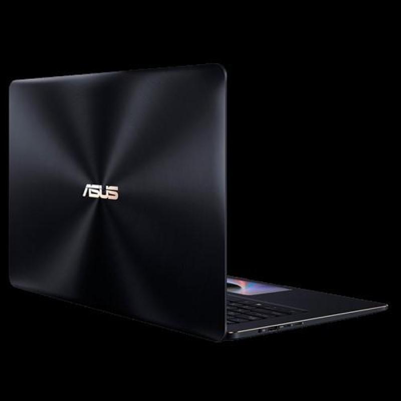 Asus ZenBook Pro 15-i7-8750HQ/GTX 1050Ti/16GB RAM/512GB PCIe SSD/FHD touch panel/Windows 10 Home/