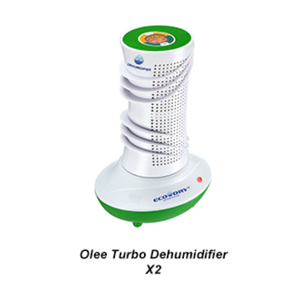 Olee Turbo Dehumidifier OL-323 (Pack of 2) Singapore