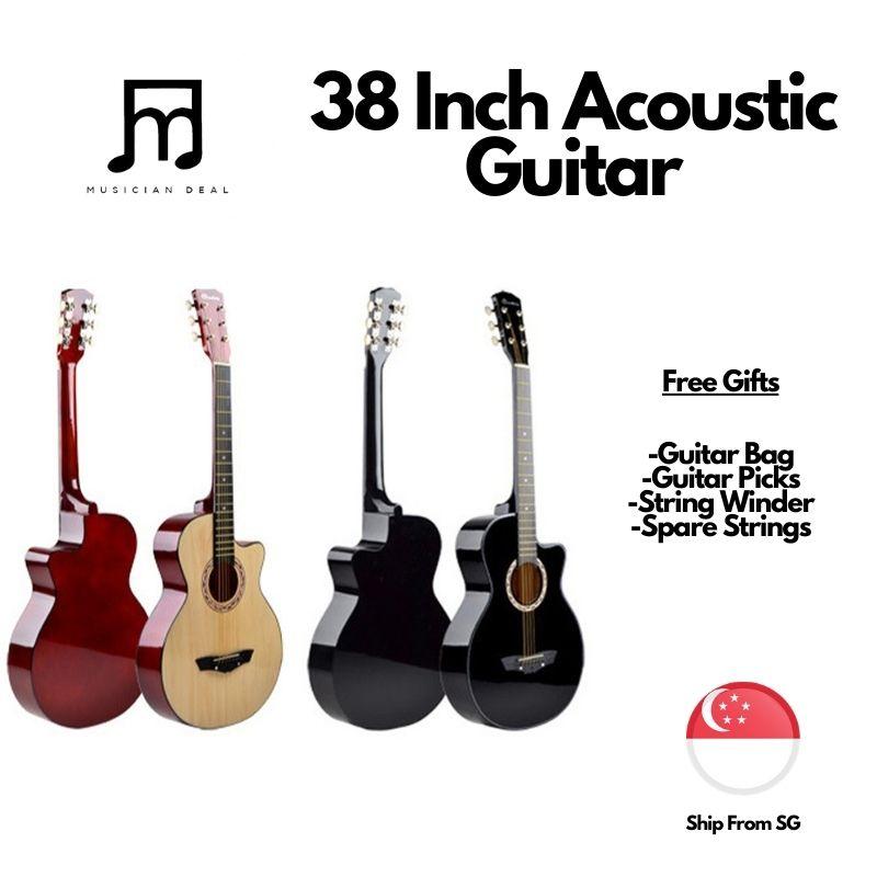 Buy Acoustic Guitars Online Lazada Sg