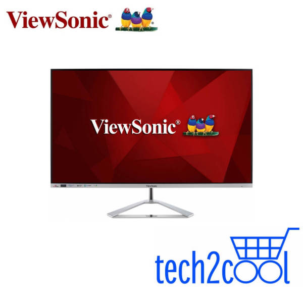 ViewSonic VX3276-2K-MHD-2 32-In Entertainment IPS QHD Monitor #Promotion