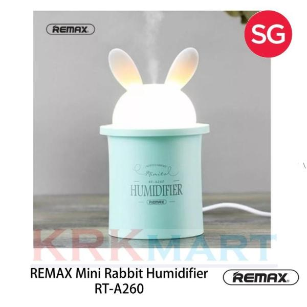 (Courier Delivery) REMAX Mini Rabbit Humidifier RT-A260 Singapore
