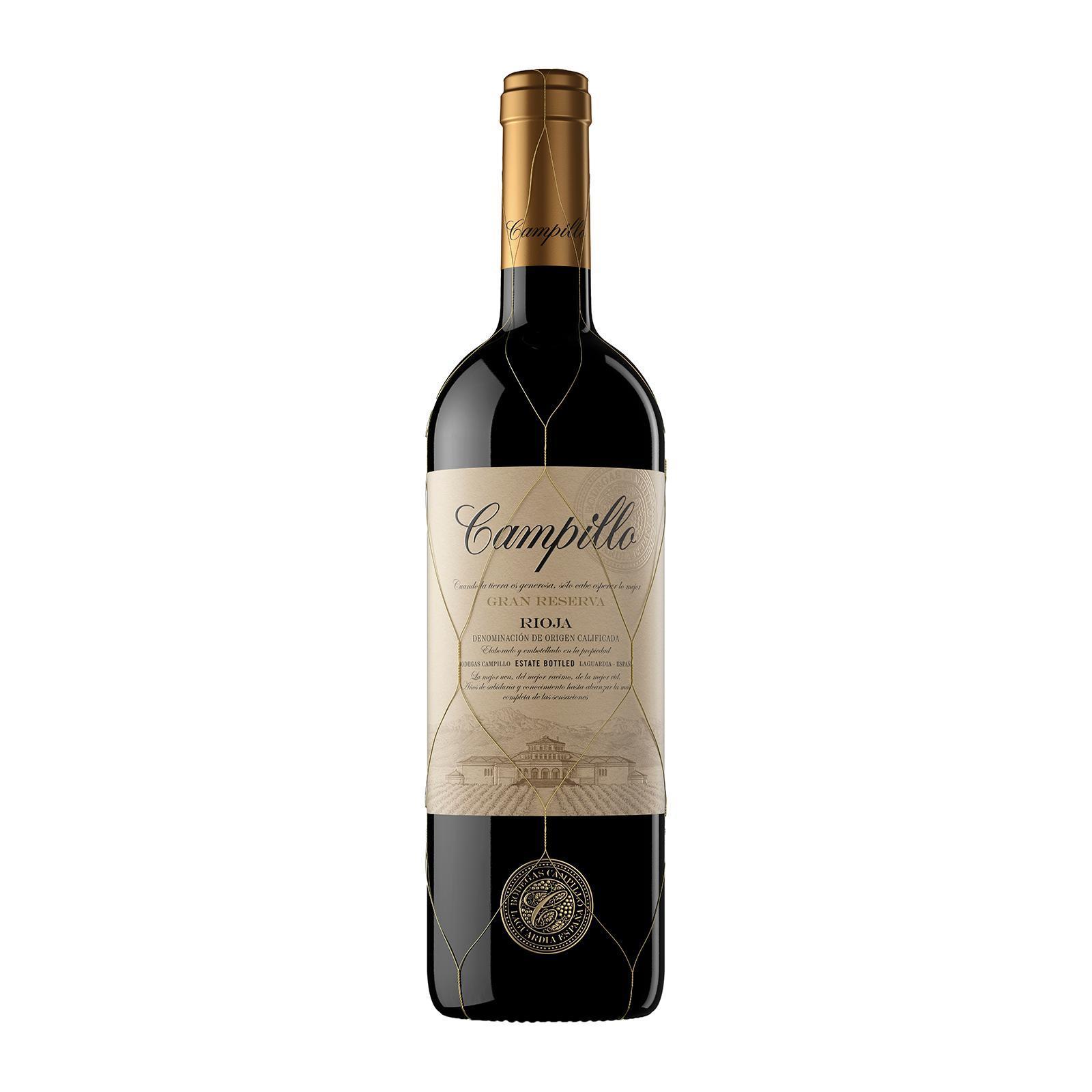Bodegas Campillo Gran Reserva 2009 Rioja Spanish Wine - By TANINOS