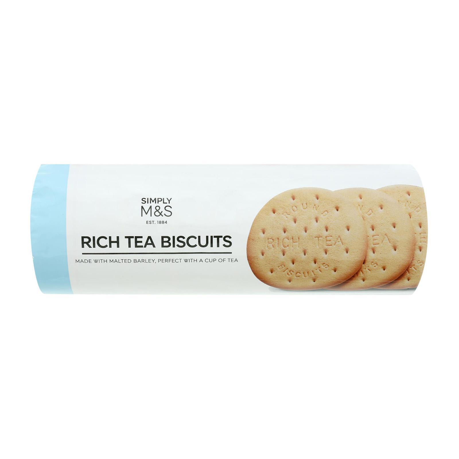 Marks & Spencer Rich Tea Biscuits