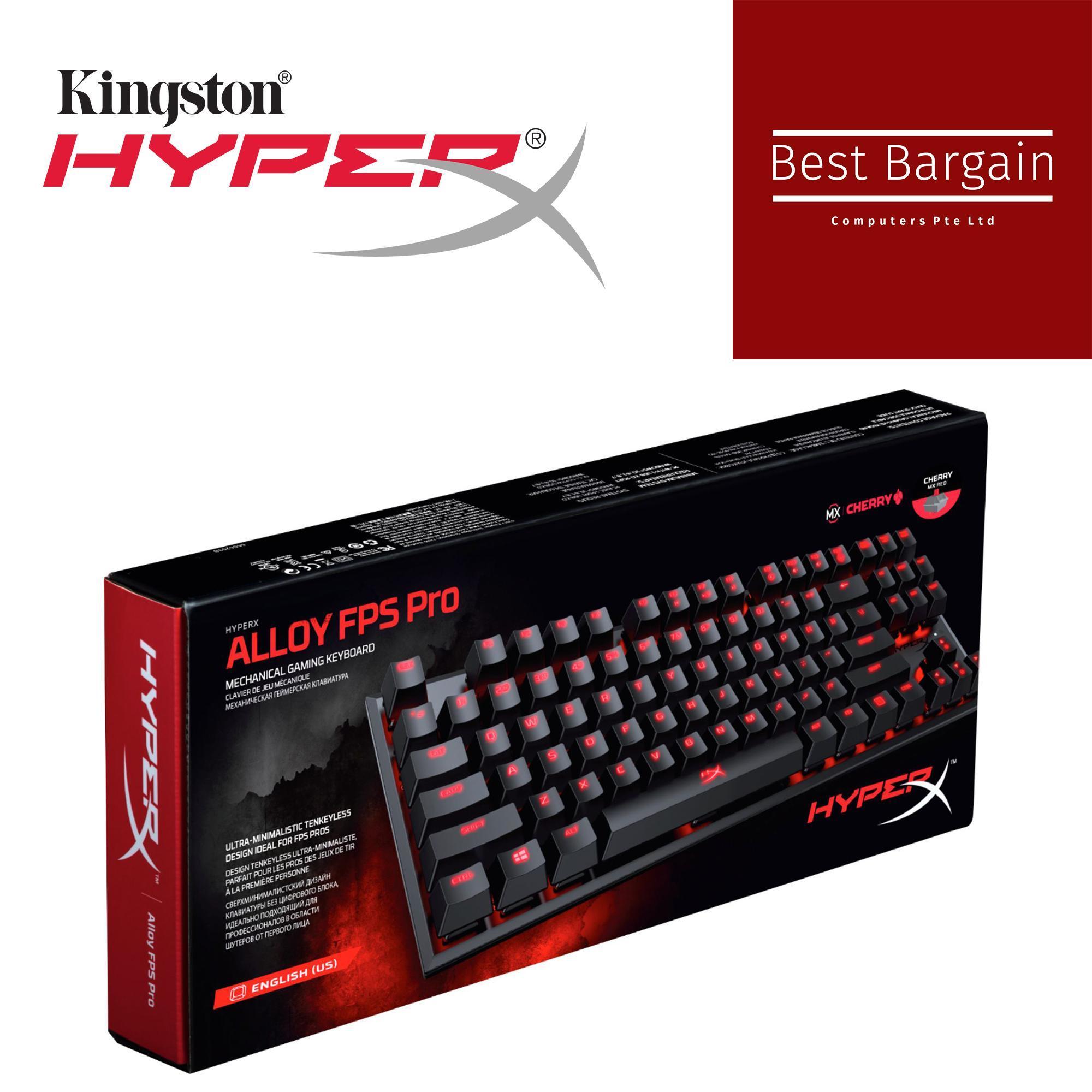 7de2935babc Latest HyperX Gaming Keyboards Products   Enjoy Huge Discounts ...
