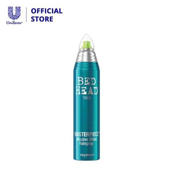 Buy Bed Head by TIGI Masterpiece™ Massive Shine Spray 340ml Singapore