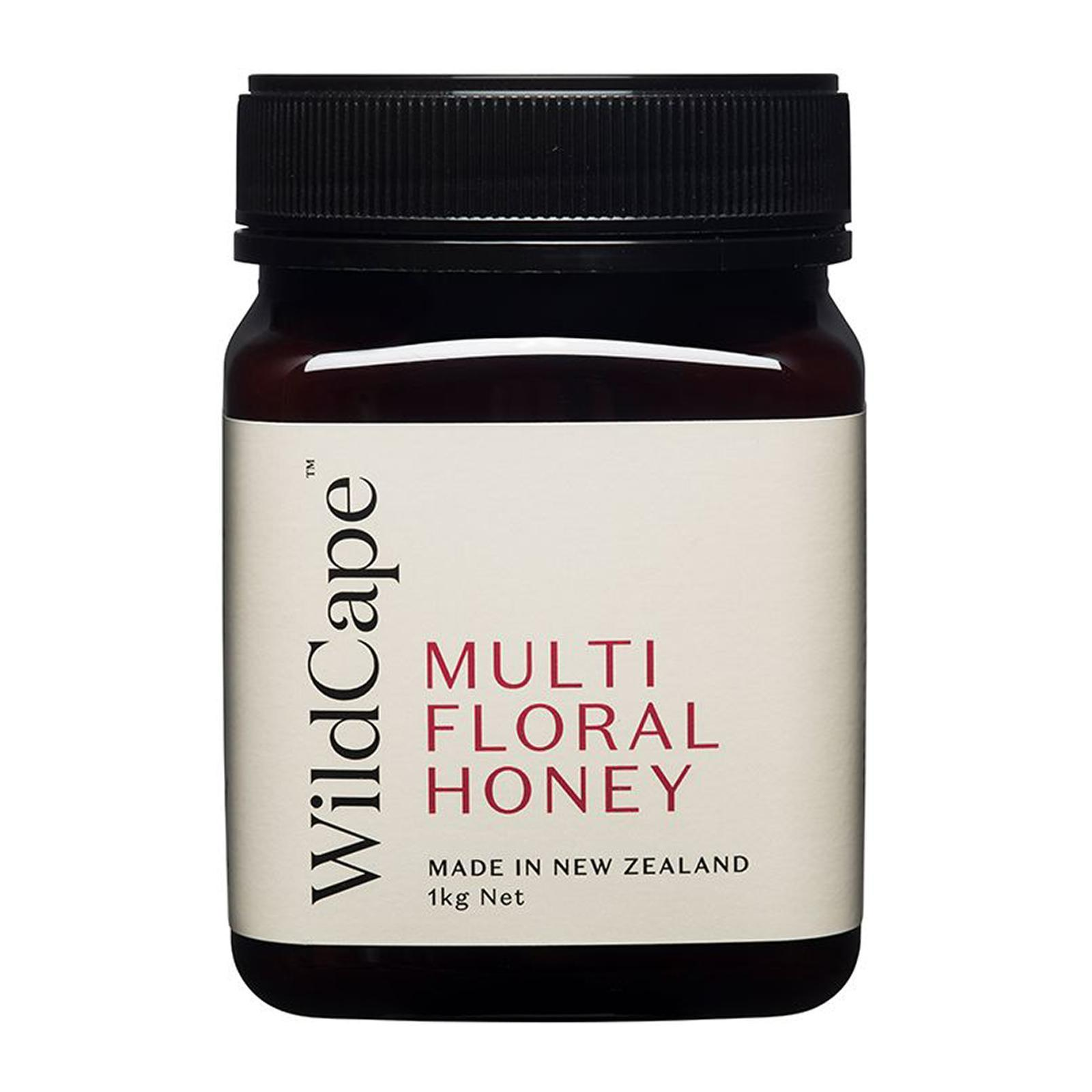 WildCape Multifloral Honey - By Nature's Nutrition