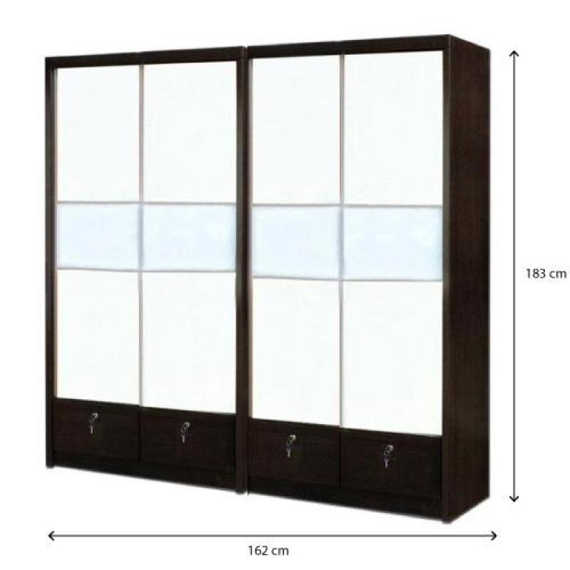 [A-star] Sliding wardrobe offer sales in 2 piece Bundle (Free Install)