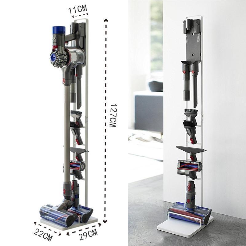 Porcelain Wood a Streak Of-Free Punched Adaptation V6v7v8v10 Dyson Vacuum Cleaner Rack Holder Storage Rack