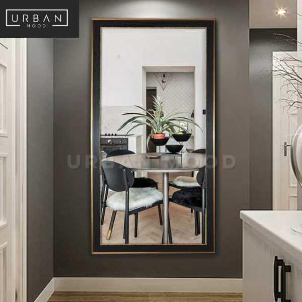 [Pre-Order] FAUST Modern Full Length Wall Mirror