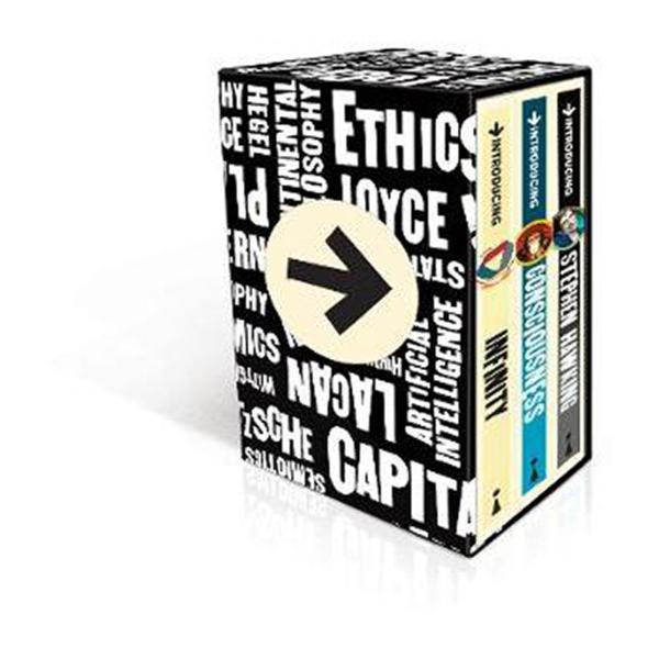 Introducing Graphic Guide Box Set - More Great Theories Of Science (Paperback)