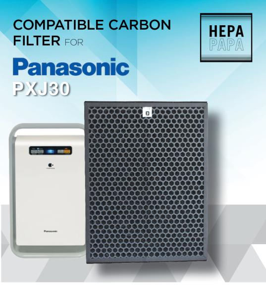 Panasonic PXJ30 / PDJ30 / 30C3PD / F-ZXJP30 Compatible Activated Carbon Filter [Free Alcohol Swab] [SG Seller] [7 Days Warranty] [HEPAPAPA] Singapore