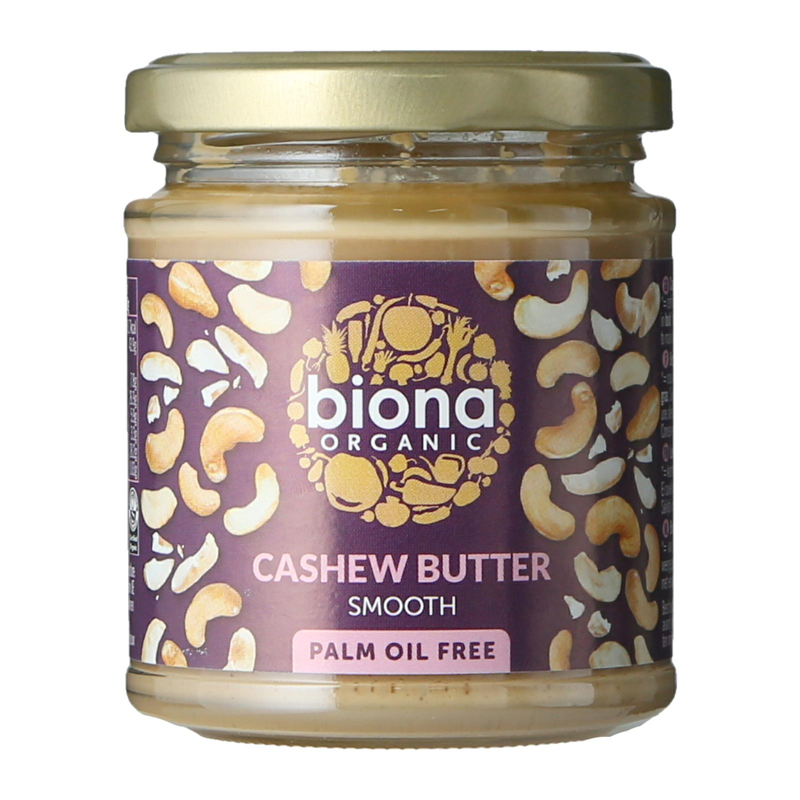 Biona Organic Cashewnut Butter - By Wholesome Harvest