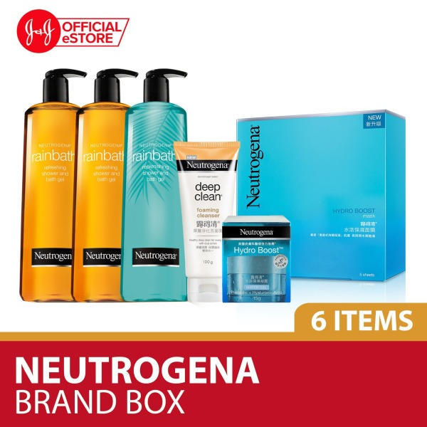 Buy Neutrogena BMO Beauty Box Singapore