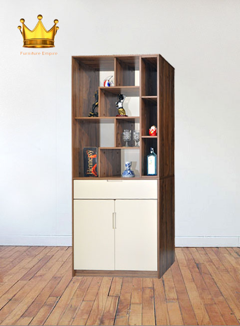 Conrad Display Cabinet / Decoration Cabinet / Glass Cabinet/ Wine Cabinet/ Glass shelving /Racking