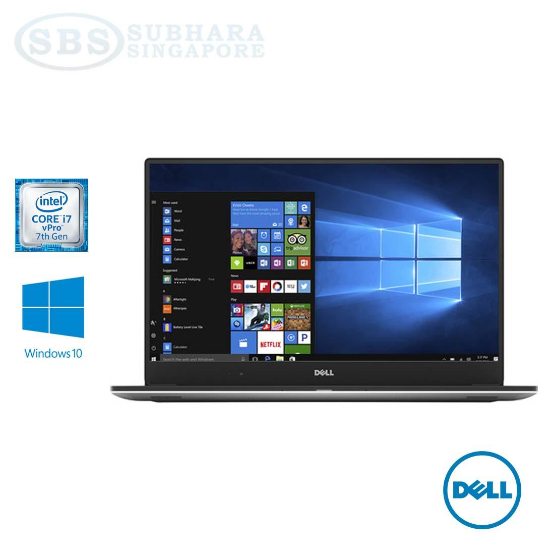 Dell Precision 5520 Mobile Worskstation i7 Quadro 7th Generation 15.6 Multi-Touch Screen 16GB RAM 256GB SSD 4GB Quadro Graphics (Premium-Refurbished)