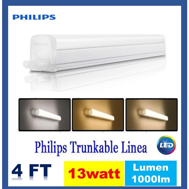 PHILIPS TRUNKABLE LINEA LED BATTEN WALL LIGHT / COVE LIGHT / 4FT / 13WATT