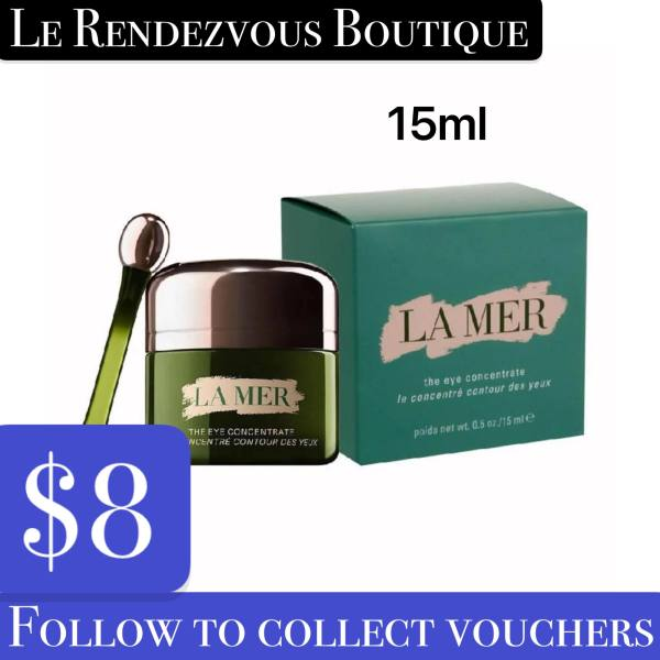 Buy La Mer The Eye Concentrate 15ml - [ luxury skincare | anti-aging | eye cream treatment | lamer ] Singapore