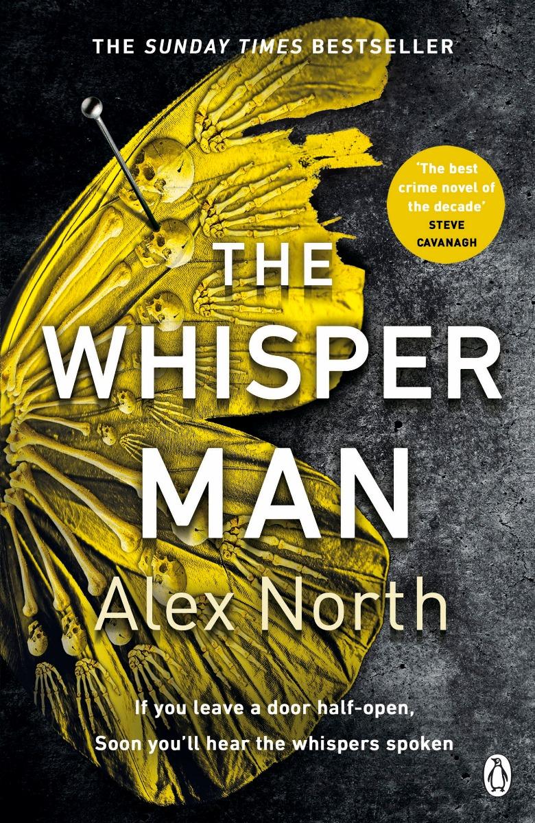 Whisper Man by Alex North