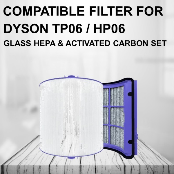 Dyson TP06 HP06 Compatible Filter Singapore