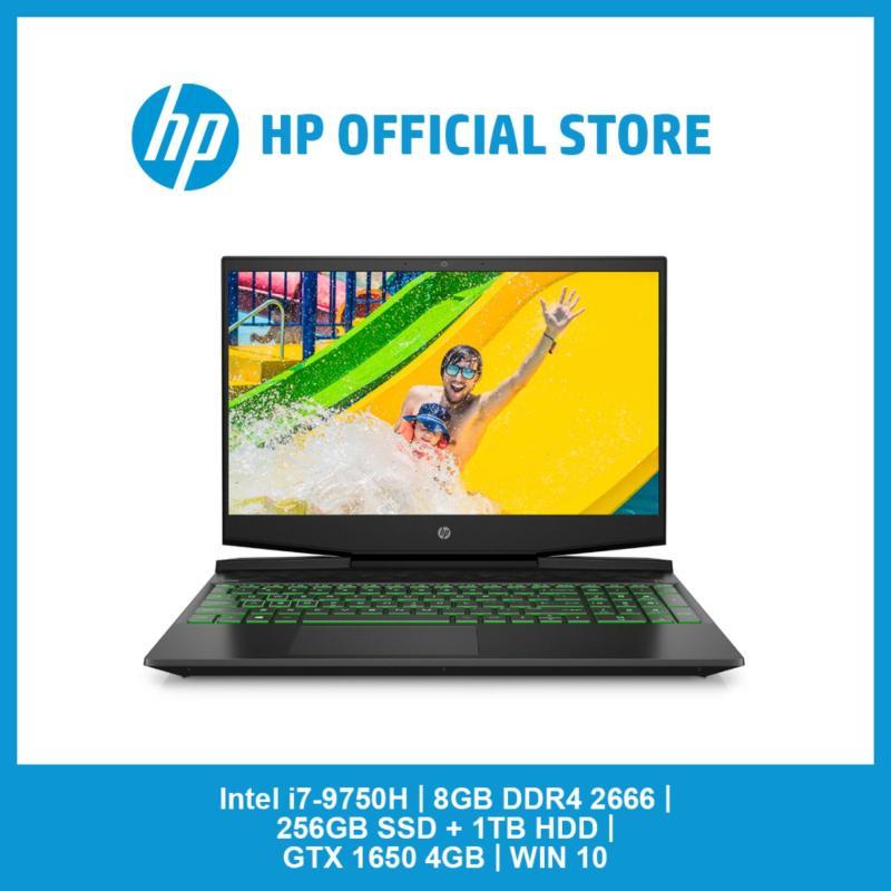 HP Gaming Pavilion - 15-dk0144tx/ Intel® Core™ i7-9750H/ 8 GB memory/ 1 TB HDD storage/ 256 GB SSD storage/ Win 10