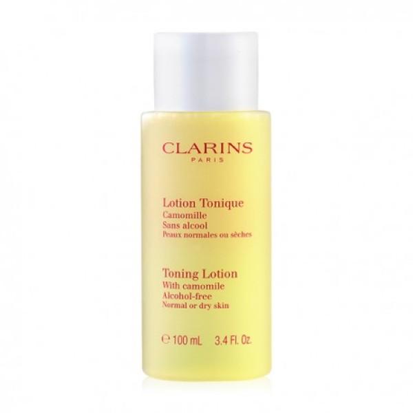 Buy Clarins Toning Lotion With Chamomile 100ml Travel Size Singapore