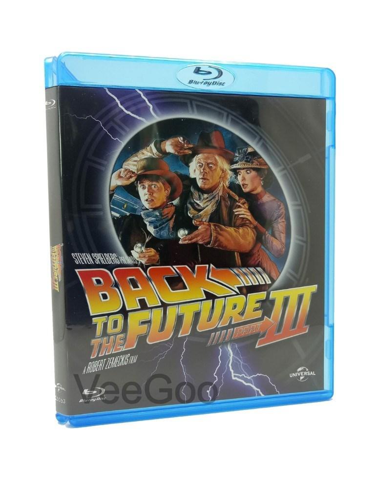 BACK TO THE FUTURE 3 BD (PG/RA)