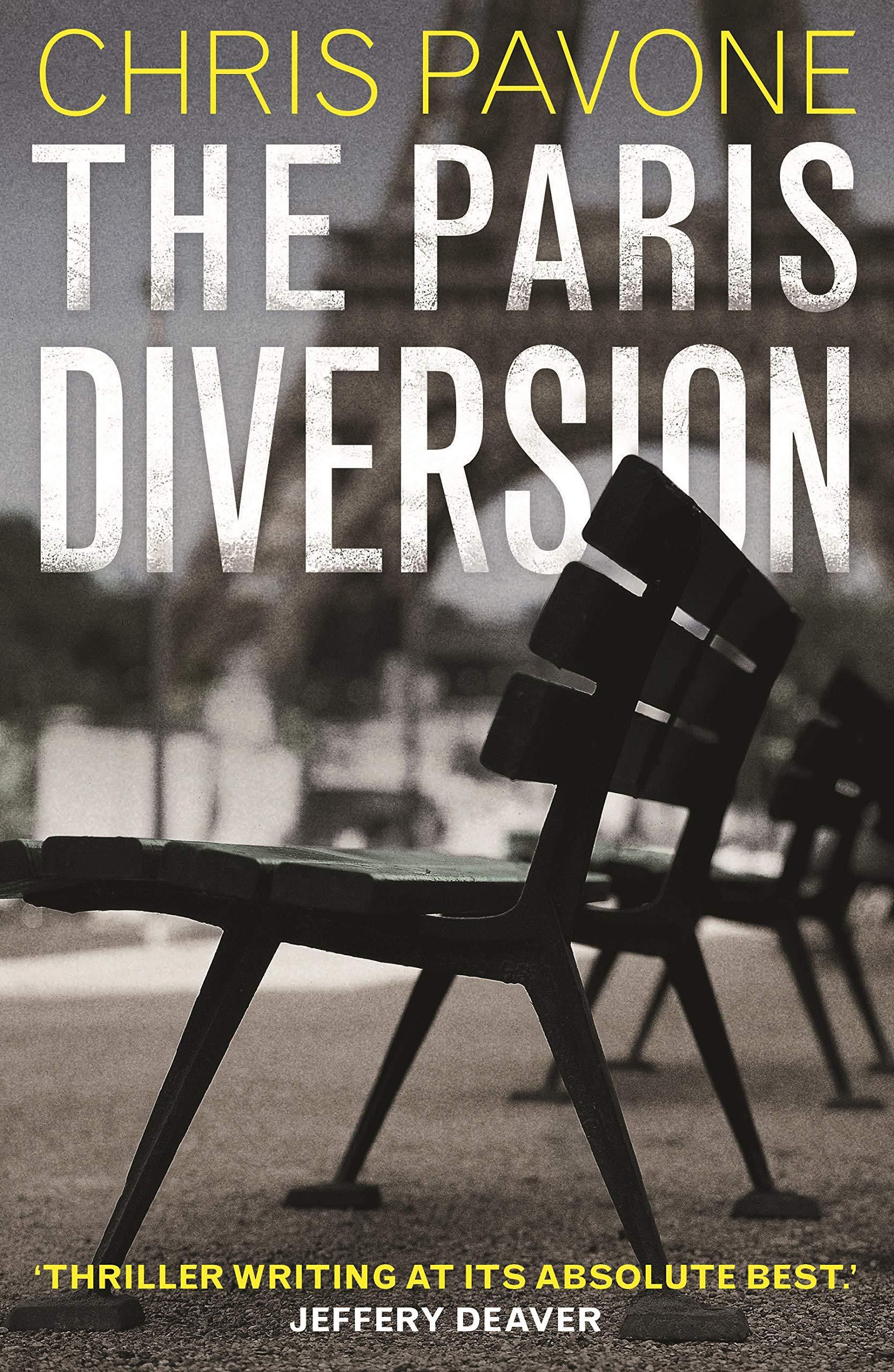 The Paris Diversion by Chris Pavone