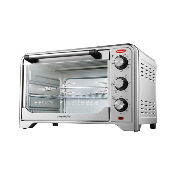 EuropAce 30L Electric Oven with Rotisserie - EEO 2301T Singapore