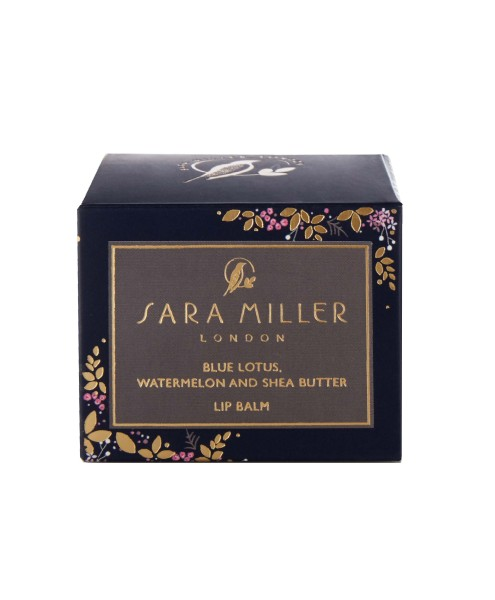Buy Sara Miller London 18g Lip Balm - Blue Lotus, Watermelon & Shea Butter (FG8523) Singapore