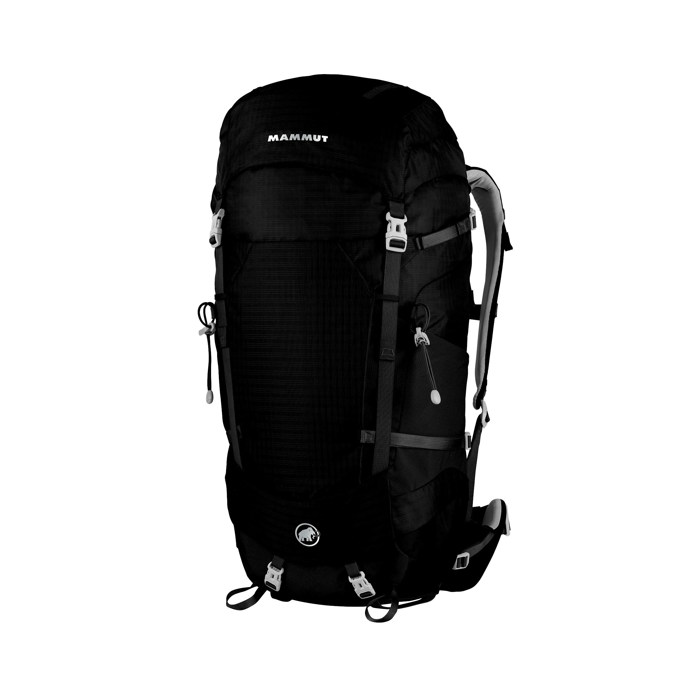 Mammut Lithium Crest(black) (50+7l) By Adventure 21.