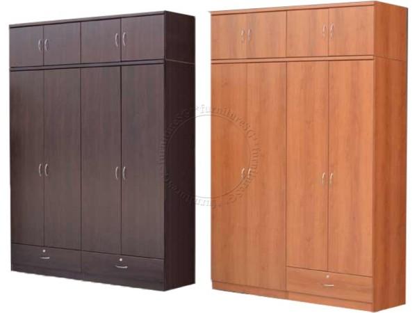 8 Doors Wardrobe