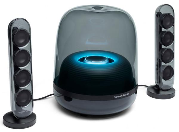 Harman Kardon Soundsticks 4 Bluetooth Speaker System Singapore