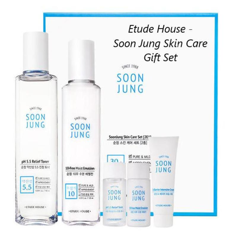 Buy Etude House Soon Jung Skin Care Gift Set Singapore