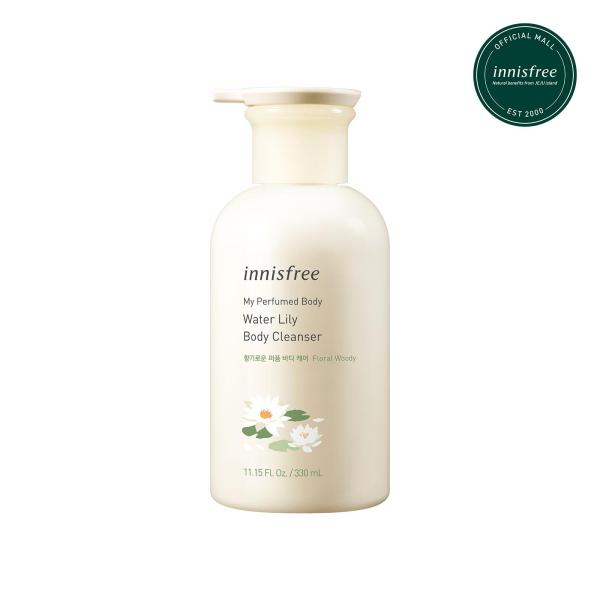 Buy innisfree My Perfumed Body Cleanser, Water Lily 330ml Singapore