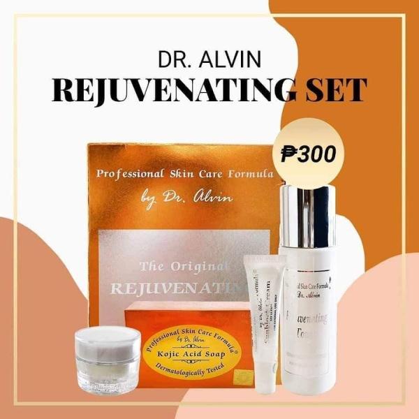 Buy Dr Alvin Rejuvenating Skin Care Set Singapore