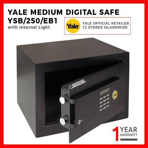 Yale Standard Home Safe Box (Medium) YSB/250/EB1