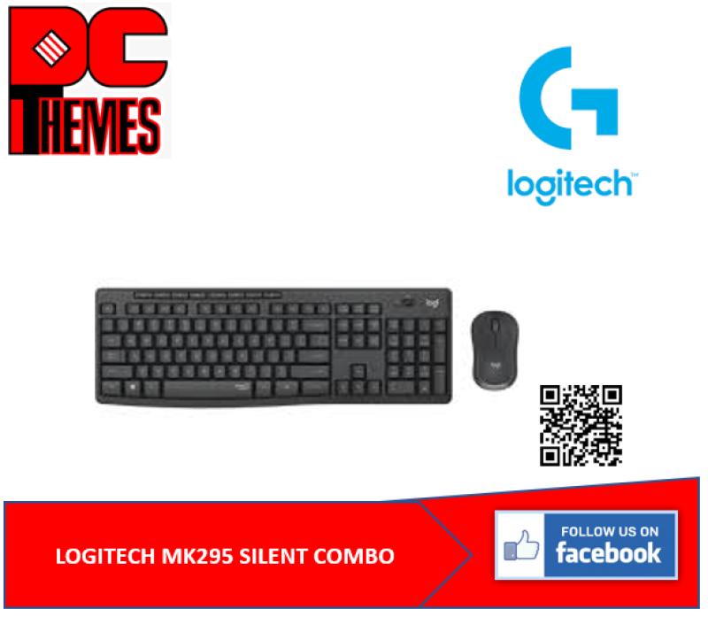 Logitech MK295 Silent Combo Singapore