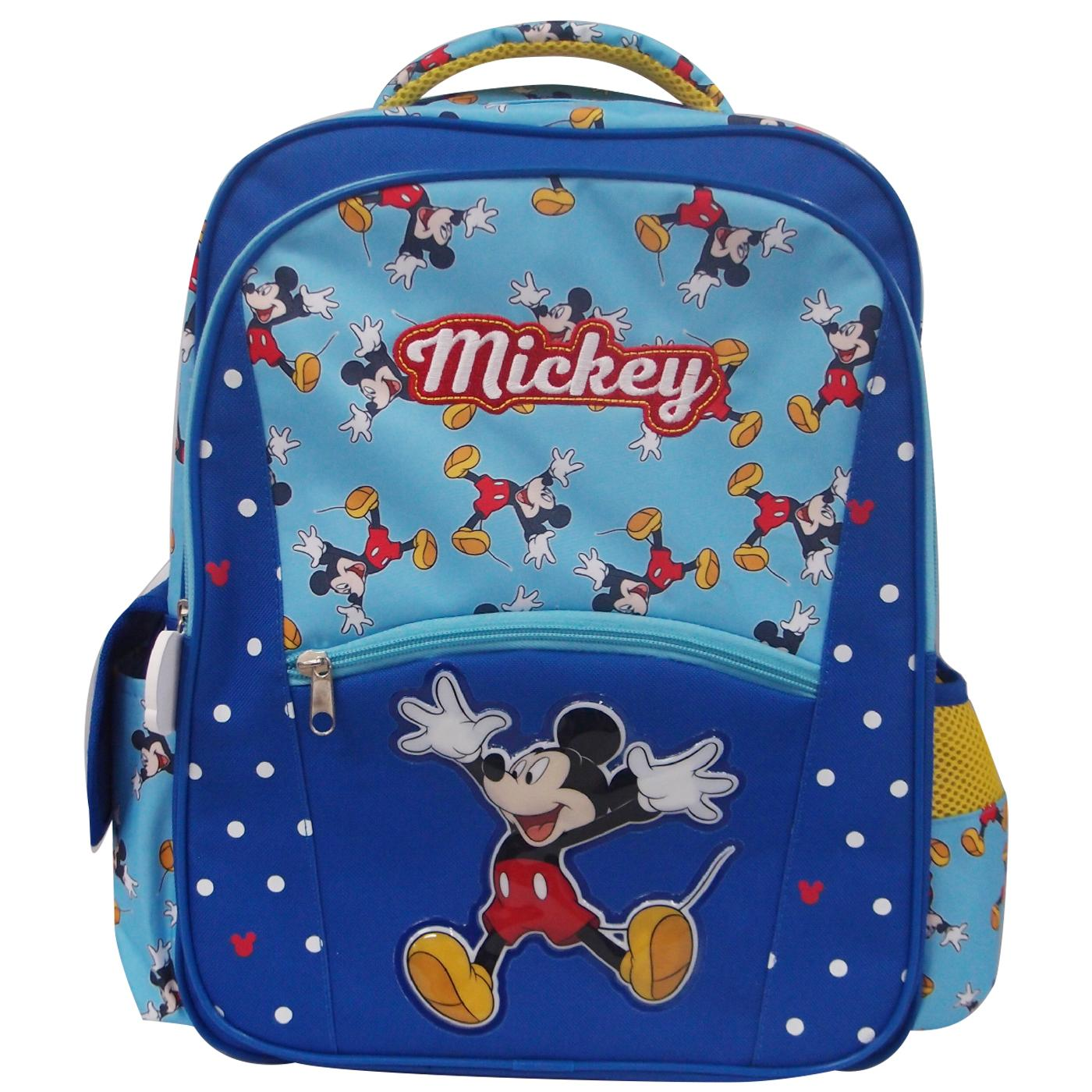 Mickey Mouse Schoolbag