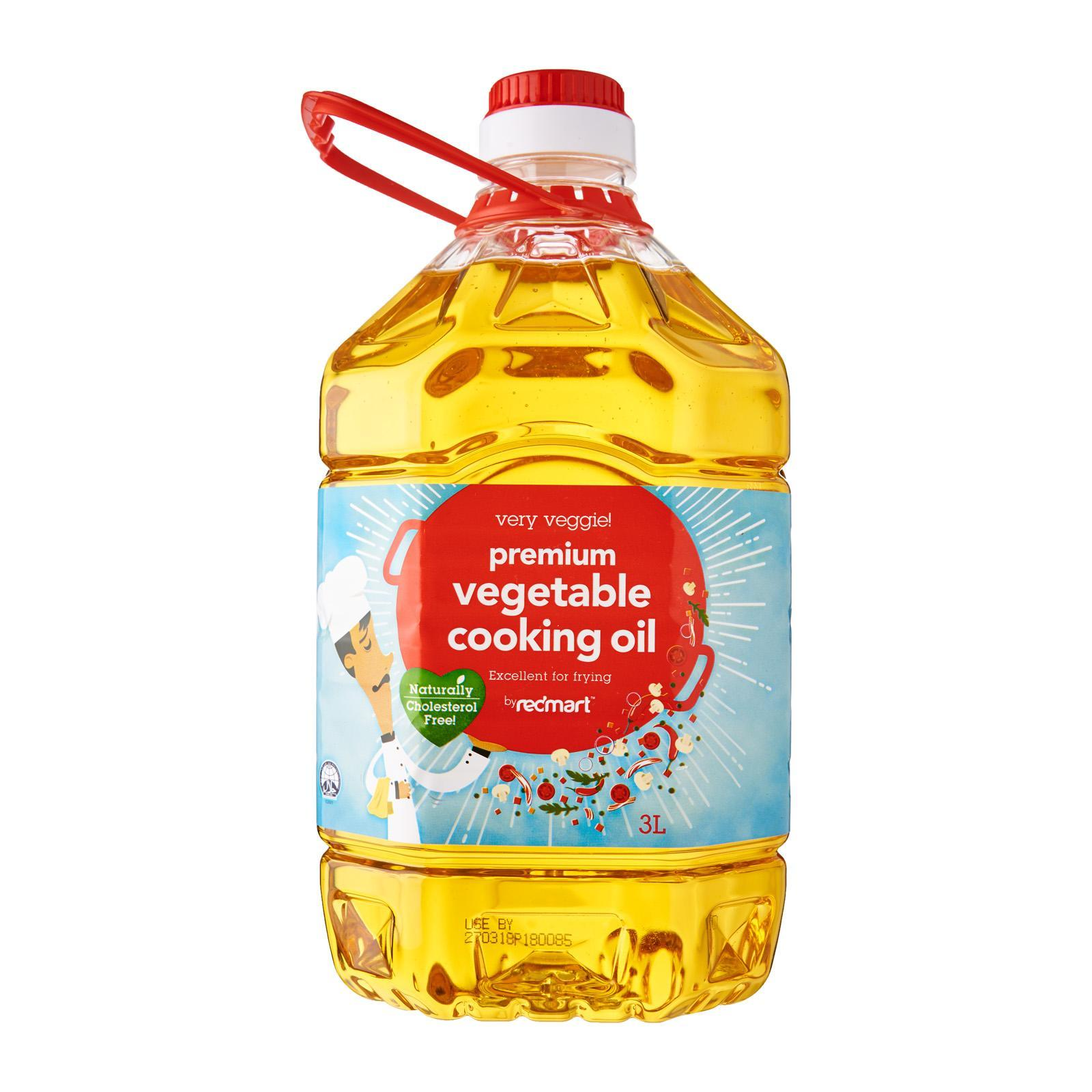 Redmart Premium Vegetable Cooking Oil By Redmart.