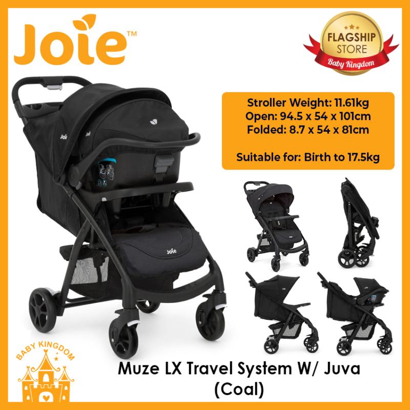 Joie Muze LX Travel System W/ Juva Singapore