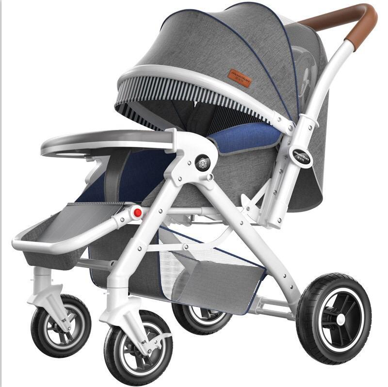 Easy move wheels baby stroller Singapore