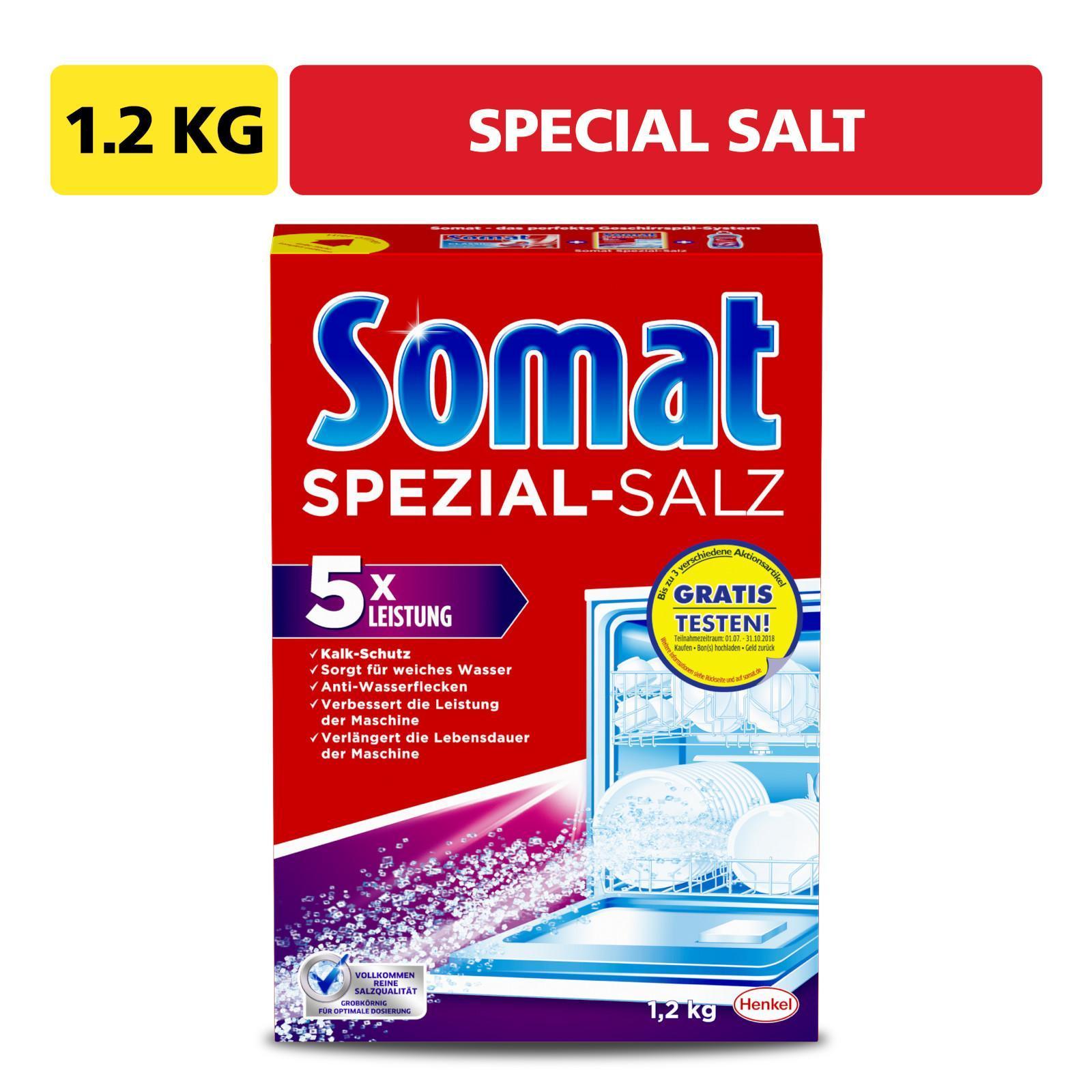 Somat Automatic Dishwashing Salt