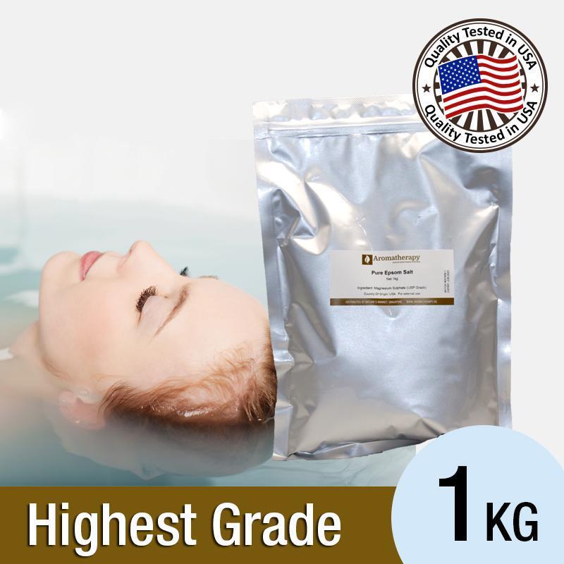 Buy Premium Epsom Salt 1kg Singapore