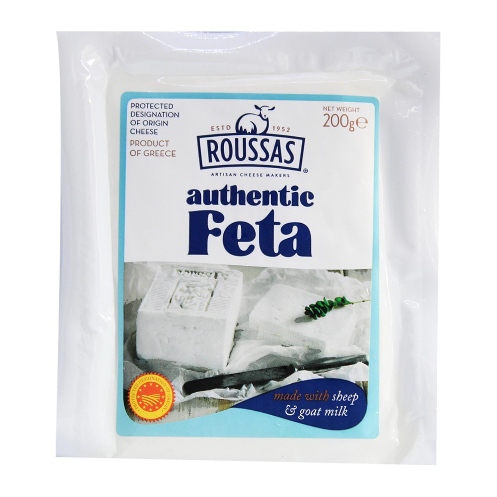 Roussas Cheese Authentic Greek Feta