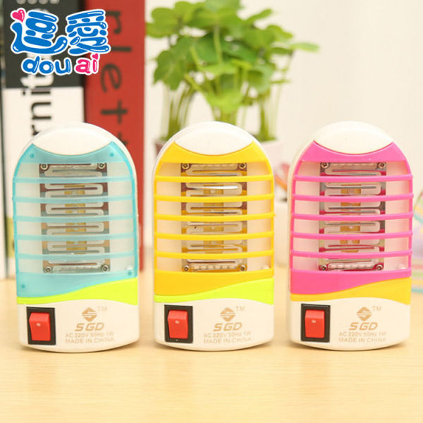 led mosquito killer lamp insecticidal lamp multifunctional electronic mosquito-repellent incense