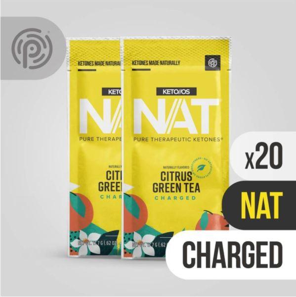 Buy Pruvit KETO//OS NAT® Citrus Green Tea (charged) Singapore